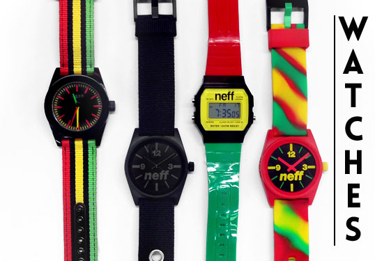 Reggae King Watches