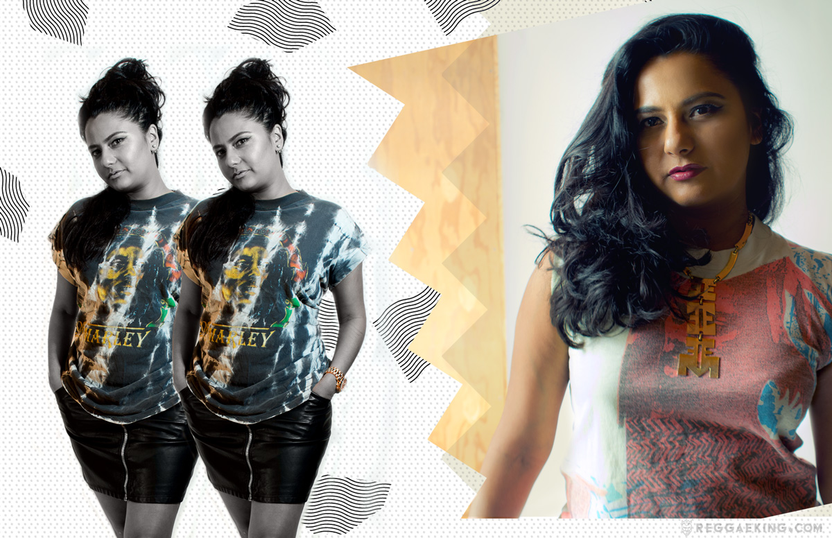 Reggaeking - Reshma B Lookbook