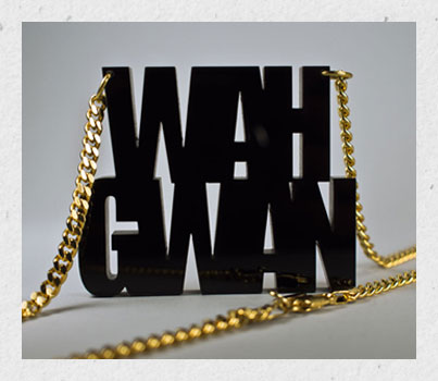 reggaeking rgat wah gwon necklace
